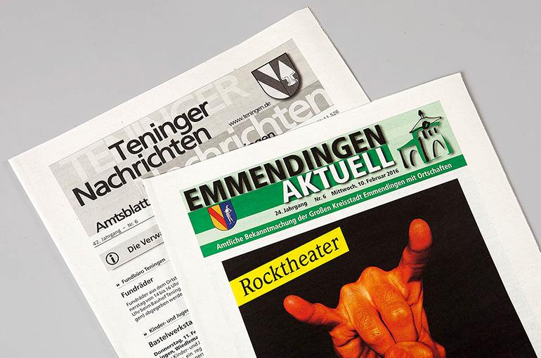 Amtsblätter - Bild 2