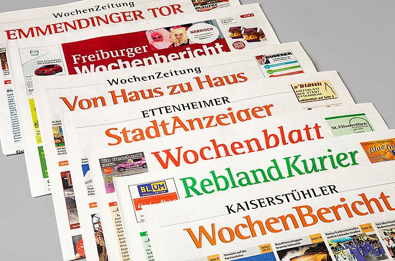 Tages-, Wochen-, Monatszeitungen - Bild 1